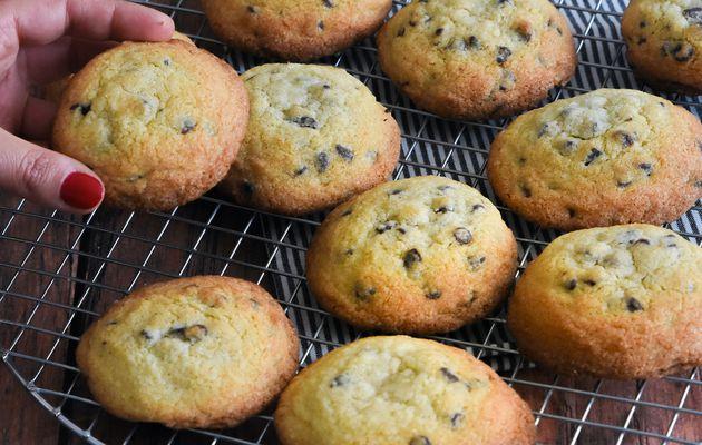 Cookies aux pépites de chocolat (SANS GLUTEN)