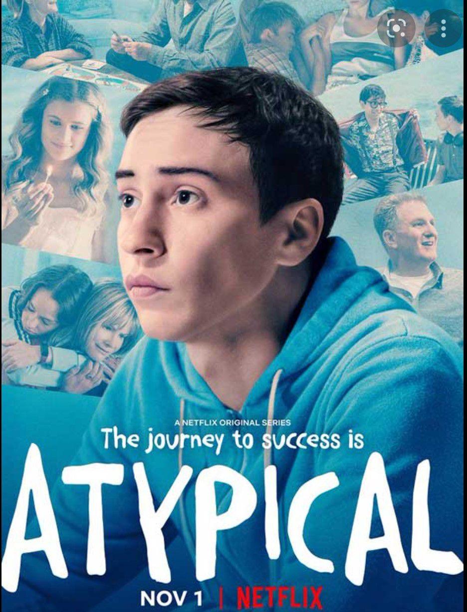 Série Atypical sur Netflix