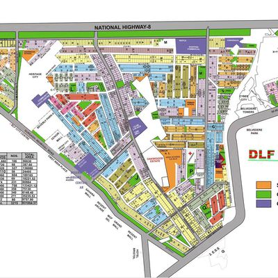 Residential plots in DLF Phase 2 gurgaon for sale :9873498205
