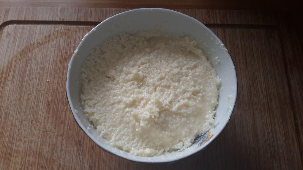 Bouchée noix de coco façon raffaello