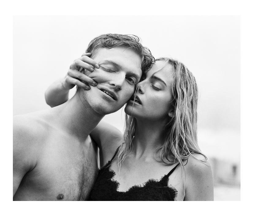 Photographie. USA.  Justin ROSENBERG. Interview d'un photographe atypique nous montrant toute la splendeur et l'expression du corps humain.