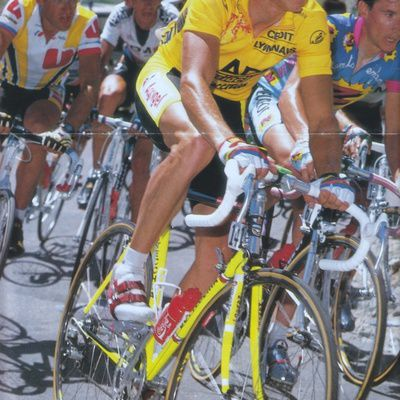 Biographie de Greg Lemond
