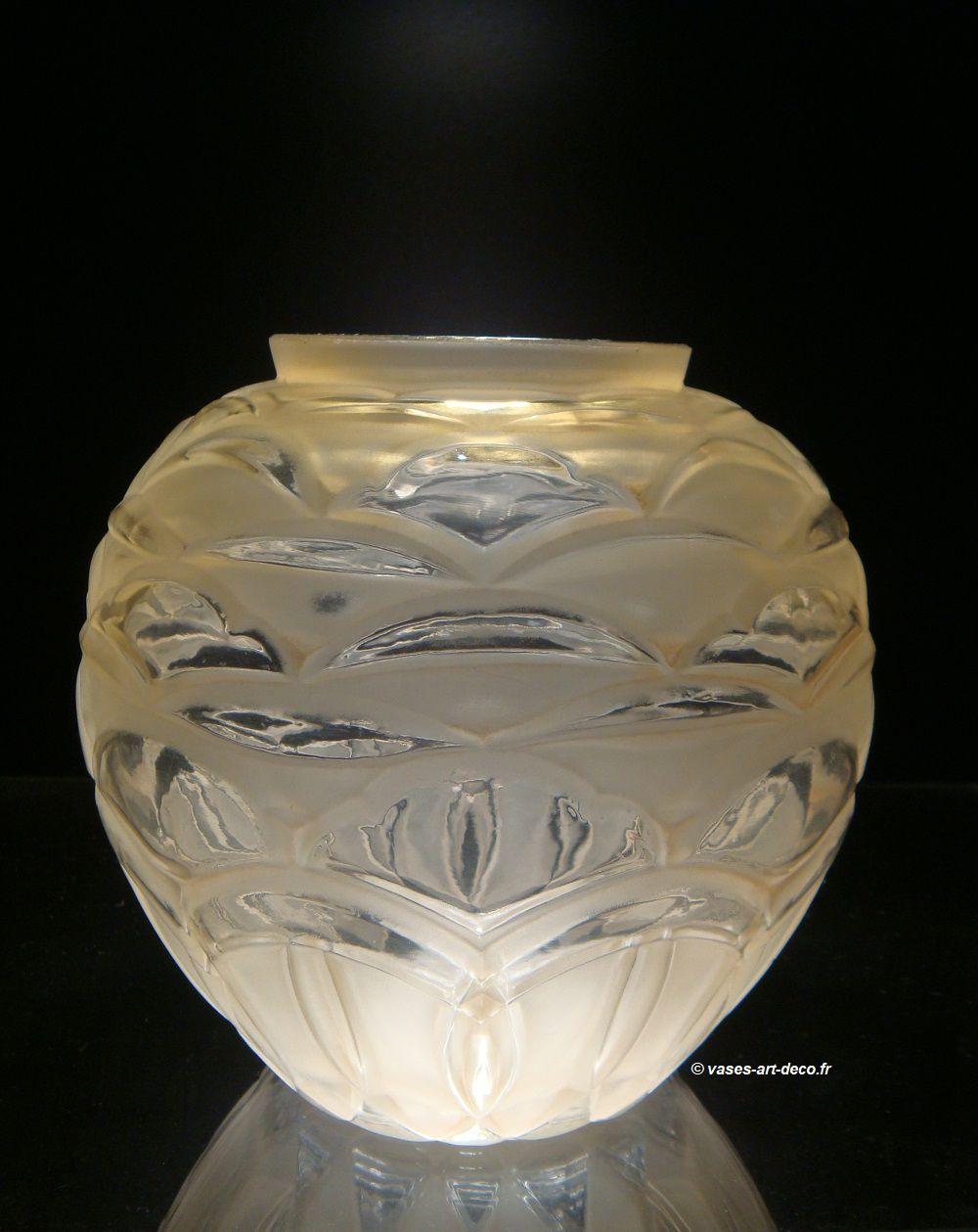 Vase Hunebelle Modèle Pétales
