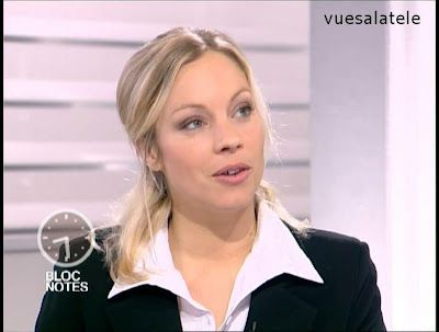 2007 04 02 - CHARLOTTE BOUTELOUP - FRANCE 2 - TELEMATIN