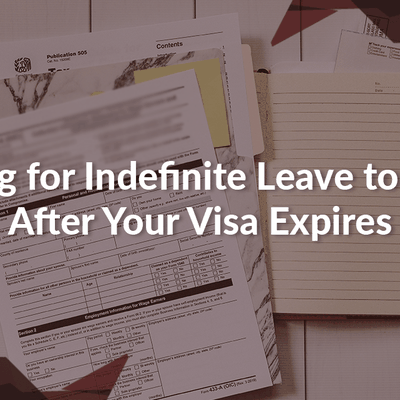 Applying for Indefinite Leave to Remain After Your Visa Expires - Nayyars Solicitors