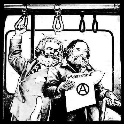 ★ Marxisme et anarchie