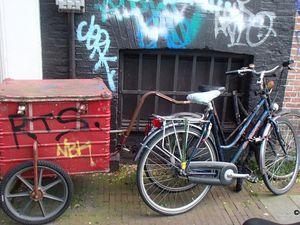 Pour les vélos, on a l'embarras du choix !