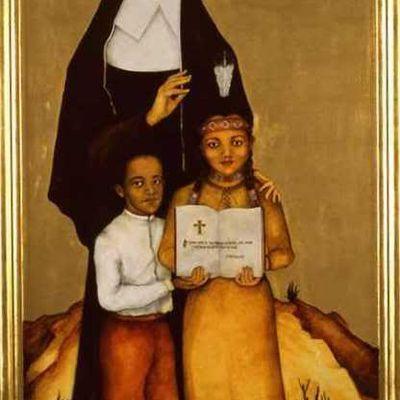 03 mars - Sainte Catherine Drexel et saint Guénolé