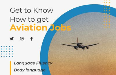 Get to know how to crack aviation jobs in Kolkata