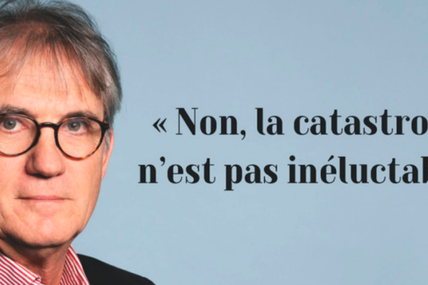 """A lire : """"Halte au catastrophisme ! les vérités de la transition énergétique"""", de Marc Fontecave"""