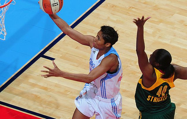 Angel McCoughtry trop forte pour Seattle Storm