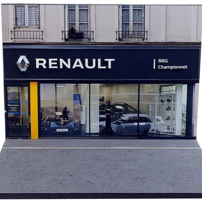 Concession Renault 2019