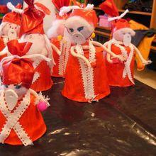 Les ateliers de Noël à l'école maternelle