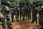 Formation Infanterie par EUTM MALI