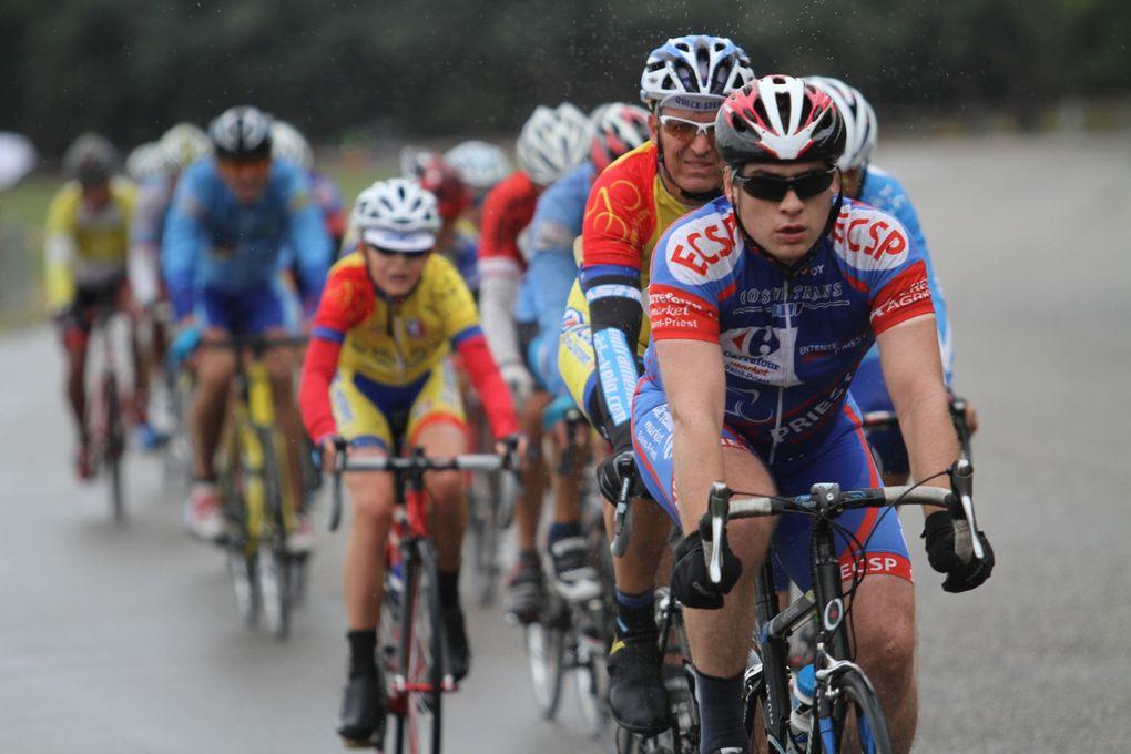 La pluie a dissuadé bon nombre de participants pour cette classique FSGT