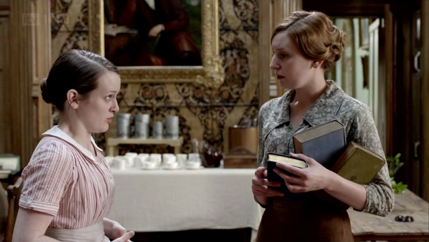 Critiques Séries : Downton Abbey. Saison 2. Episode 4.