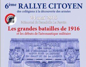Le 6e rallye citoyen des Hauts-de-Seine.