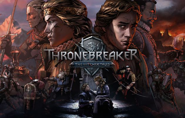[TEST] THRONEBREAKER THE WITCHER TALES XBOX ONE X : Entre The Witcher III et le jeu GWENT
