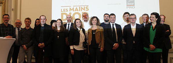 Mains d'or de Haute-Garonne : Une première édition réussie