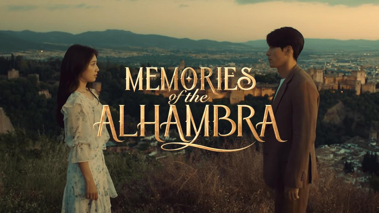 [drama SF] Memories of the Alhambra, la réalité augmentée plus vraie que nature