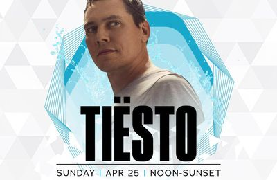 Tiësto vidéos | WTR | Tampa, FL - april 25, 2021 | pool party
