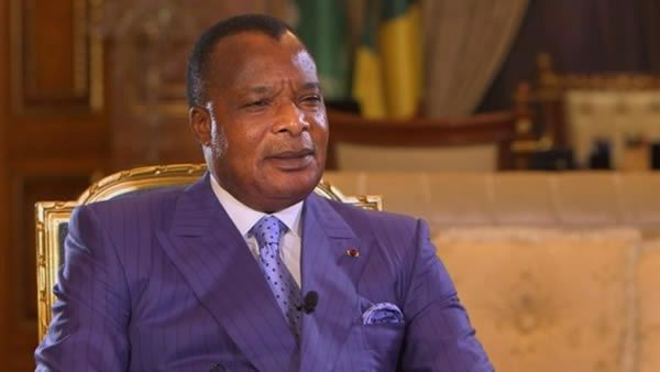 Sassou-Nguesso Denis