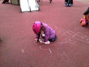 """Du """"street art"""" ou encore du """"park art"""""""