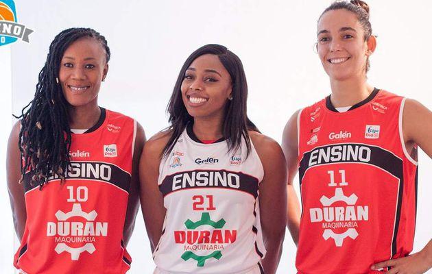Atonye Nyingifa rejoint Astou Traoré à Ensino Lugo en première division espagnole !