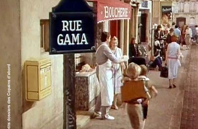 Rue Gama par Nath-Didile