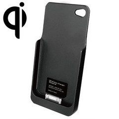 Qi Wireless Charging Sleeve for iPhone 4 / 4S,...