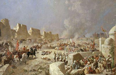 HISTOIRE / Comment les troupes russes ont conquis l'asie centrale