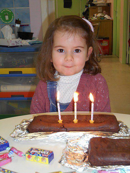Clémence (3 ans), Arthur (5 ans), Matthieu (4 ans), Cora (4 ans), Gabin (5 ans) et Maie (5 ans)