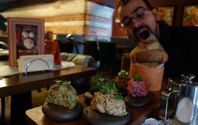Russian Gastronomy