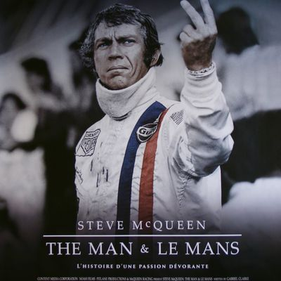 Steve McQueen, The Man and Le Mans