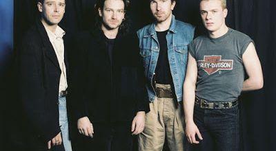 U2 - Self Aid -RDS Showgrounds -Dublin -Irlande -17/05/1986