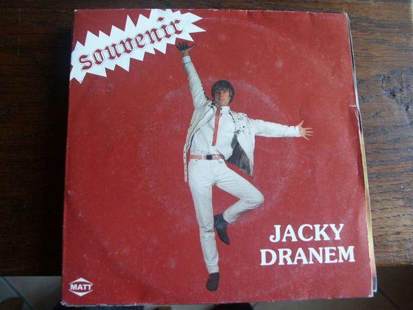 """jacky dranem, l'auteur français d'un unique tube sur une adaptation du groupe OMD et le morceau """"souvenir"""""""