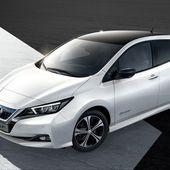 Nouvelle Nissan LEAF 2018 - Voiture électrique - Berline compacte | Nissan