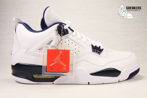 Nike Air Jordan IV Rétro LS Legend Blue