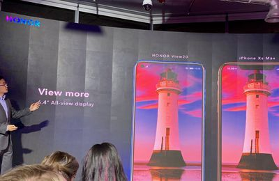 Honor View 20 Launches In The UAE