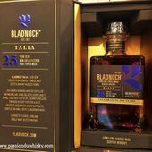 Bladnoch 25 Years 'Talia' - Passion du Whisky