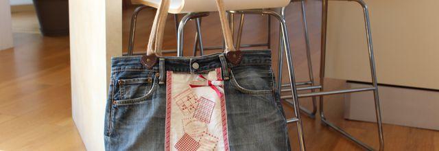 Un nouveau sac.....