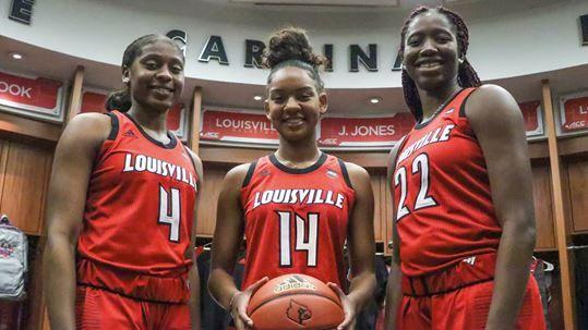 NCAA : Louisville met la main sur Elizabeth Balogun et Elizabeth Dixon !