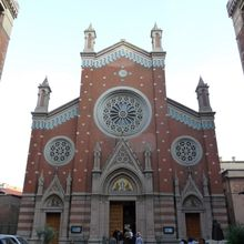 Istanbul : Saint Antoine de Padoue