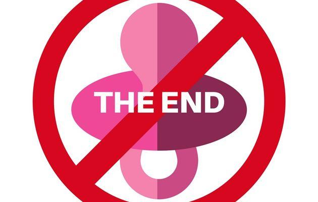 La fin des tétines