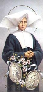 Santoral del 28 de noviembre: Santa Catalina Labouré