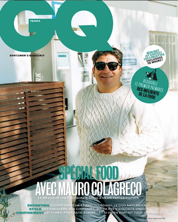 MAURO COLAGRECO IL MIGLIOR CHEF DEL MONDO ARRIVA A ST MORITZ