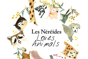 Les Néréides Loves Animals !