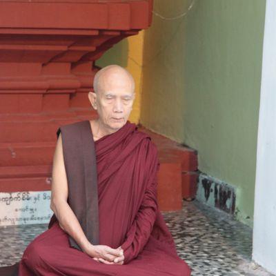 Visages birmans