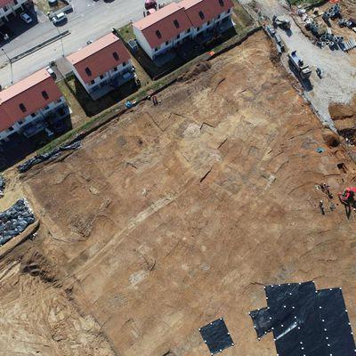France : Découverte d'un site néolithique et gallo-romain en Moselle !