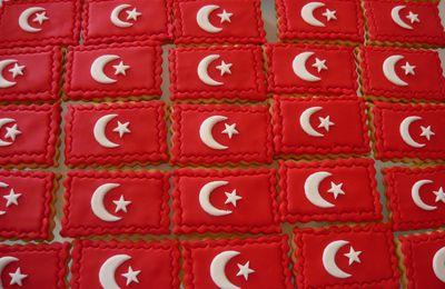 « Cupe-cake et petits gâteaux République Turque »: soyez prêts pour demain